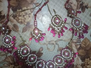 Bridal jewlery set