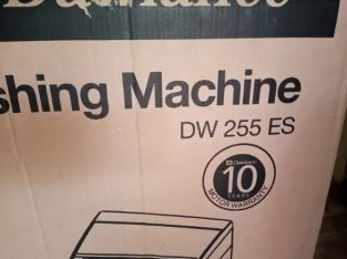 automatic machine dawlence Es255