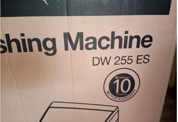automatic machine dawlence Es255