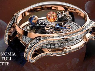 Jacob & Co. Astronomia Tourbillon Baguette Rainbow